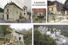 (R572) - SANT'ALESSIO IN ASPROMONTE (Reggio Calabria) - Multivedute - Reggio Calabria