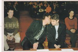 Le Soir Copie Nr 138 Janvier 2002 Le Projet De Loi Verwilghen Sur Le Mariage Des Homosexuels Veut Etablir Une Egalite De - Inaugurazioni
