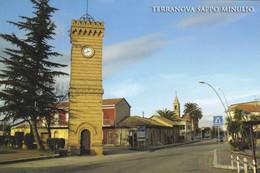 (R576) - TERRANOVA SAPPO MINULIO (Reggio Calabria) - Torre Dell'Orologio - Reggio Calabria