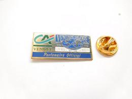 Beau Pin's , Marine Bateau Voilier , Vendée Globe 92 - 93 , Les Sables D'Olonne , Banque Crédit Agricole Vendée - Banks