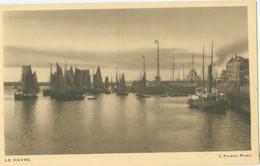 Le Havre; L'Avant Port - Non Voyagé. - Harbour