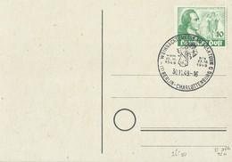 BERLIN (s) 51 En Tarjeta. Cat.95 € - Briefe U. Dokumente