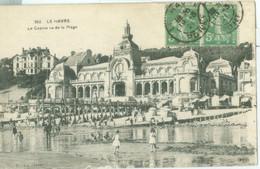 Le Havre 1921; Le Casino Vu De La Plage - Voyagé. (B.L.D.) - Other