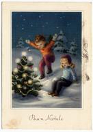 BUON NATALE - BAMBINI - Vedi Retro - Santa Claus