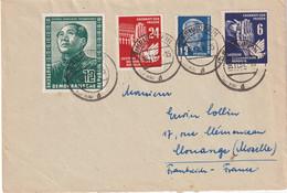 DDR 1951 LETTRE DE NEURUPPIN - Briefe U. Dokumente