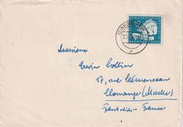 DDR 1950 LETTRE DE NEURUPPIN - Briefe U. Dokumente