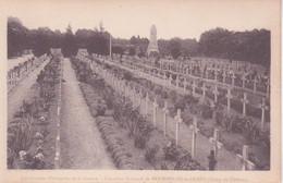 MILITARIA - CIMETIERE NATIONALE - LES GRANDE NECROPOLES DE LA GUERRE - MOURMELON LE GRAND CAMP DE CHALONS - Oorlogsbegraafplaatsen