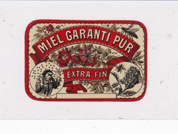 ETIQUETTE MIEL GARANTI PUR EXTRA FIN - Other