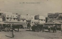 Maroc - FEZ - Place Du Commerce Du Mellah - Fez