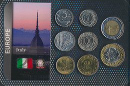 Italien Stgl./unzirkuliert Kursmünzen Stgl./unzirkuliert Ab 1951 5 Lire Bis 1.000 Lire (9664084 - Altri