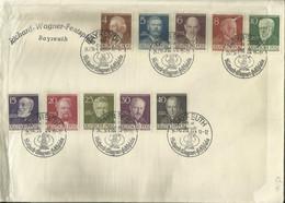 BERLIN (s) 77/86 En Sobre. - Briefe U. Dokumente