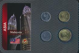 Malaysia Stgl./unzirkuliert Kursmünzen Stgl./unzirkuliert Ab 2011 5 Sen Bis 50 Sen (9663999 - Malaysia