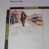 PP165 CASALPUSTERLENGO 1984 TIMBRO ANNULLO 50'' ANNIVERSARIO RECORD MONDIALE IDROVOLANTI CARTOLINA ILLUSTRATA RAMPELLI - 1981-90: Storia Postale