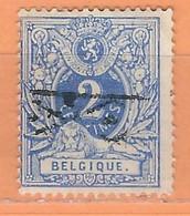 COB  27  Used - 1869-1888 Lion Couché
