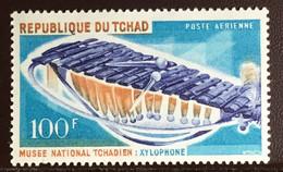 Chad Tchad 1965 Musical Instruments Air MNH - Tsjaad (1960-...)