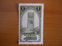 Maroc N° 63 Neuf SG - Unused Stamps