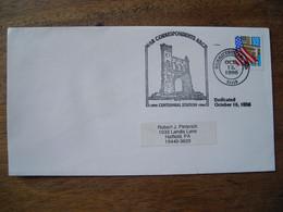 Bureau Temporaire 1996 War Correspondent's Arch 1896, Burkittsville - Event Covers