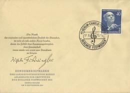 BERLIN (s) 113 En Sobre. - Briefe U. Dokumente