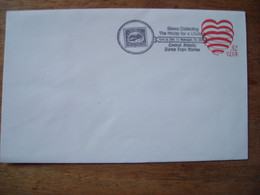 Bureau Temporaire 1996 Stamp Collecting Central Atlantic Stamp Expo - Postal History