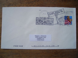 Bureau Temporaire  1996 Battleboro Stamp Show - Postal History