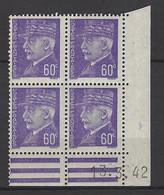 CD 509 FRANCE 1942 COIN DATE 509  : 13 / 3 / 42 EFFIGIES DU MARECHAL PETAIN - 1940-1949