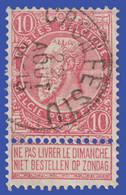 """COB N° 58 - Belle Oblitération """"CRONFESTU"""" - 1893-1900 Fine Barbe"""