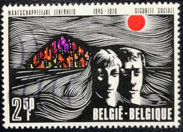 België - Belgique - C2/36 - (°)used - 1970 - Michel 1612 - Jubileum Van De Sociale Zekerheid - Gebraucht