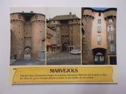 MARVEJOLS  Multivues - Marvejols
