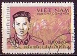 VIETNAM Du Nord - 1971 - Timbre De Franchis - Hero -   Obl. Yv 15 - Viêt-Nam