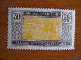 Mauritanie N° 44 Neuf SG - Unused Stamps