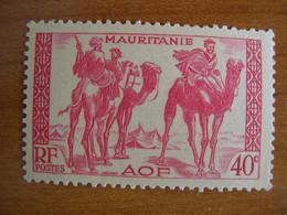 Mauritanie N° 105 Neuf ** - Unused Stamps