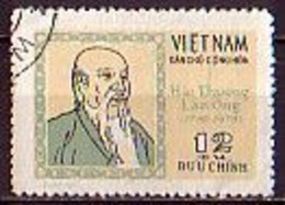 VIETNAM Du Nord - 1971 - 250ans De La Naissance De Tai Thuong - 12xu  Obl. Yv 712 - Viêt-Nam