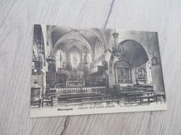 CPA 48 Lozère Marvejols Institution Saint Joseph La Chapelle Aux Pénitents - Marvejols