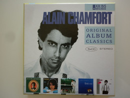 Alain Chamfort / Alain LeGovic Coffret 10 Cd Original Album Classics - Non Classificati