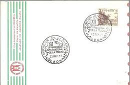 MATASELLOS 1977 LEON - 1971-80 Storia Postale