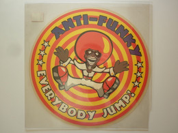 Anti Funky Maxi 45Tours Vinyle Picture Disc Everybody Jump! - Non Classificati