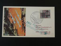 Carte DRG Deutsche Raketen Gesellschaft Espace Space Rakete Rocket Mail Bundeswehr 1963 Ref 101719 - Briefe U. Dokumente