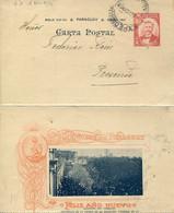 67003 Paraguay, Stationery Card  Carta Postal 2c. 1901 Asuncion,procession De La Virgen,procession Of The Virgin - Cristianesimo