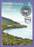 España. Spain. 2021. América UPAEP. Turismo. Premio Formentor - 2011-... Nuovi & Linguelle