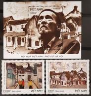 Vietnam Viet Nam MNH Perf Stamps & Souvenir Sheet 2020 : Vietnamese Art Painting Of Hanoi By Bui Xuan Phai (Ms1131) - Viêt-Nam