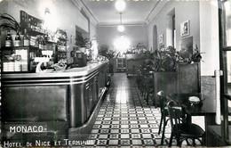 Monaco - Hôtel De Nice Et Terminus - Le Bar - Bars & Restaurants
