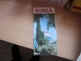 Bursa - Dépliants Turistici