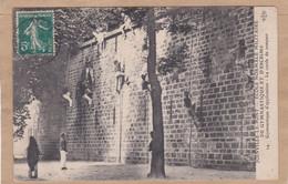 Joinville-le-Pont école Normale Militaire De Gymnastique Et D'escrime Gymnastique D'application La Corde De Rempart - Kazerne