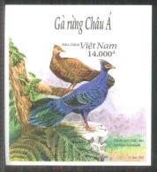 Vietnam Viet Nam MNH Imperf Ss 1997 : Pheasant / Bird (Ms767B) - Viêt-Nam