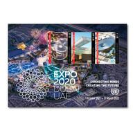 ONU 2021 - Dubaï - Expo 2020 ** - Gemeinschaftsausgaben New York/Genf/Wien