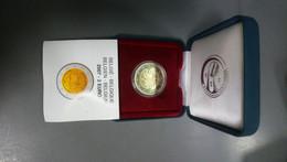 BELGIE - BELGIQUE 2 € 2007 PROOF IN DOOSJE - Verdrag Van Rome - Belgien