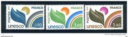 France  -  Services  :  Yv  50-52  ** - Ungebraucht