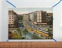 KÖLN AM RHEIN : Hohenzollern Ring / Tram Tramway / BOSCH Werbung Advertising - Koeln