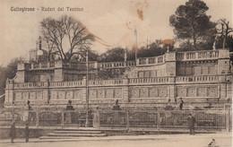 313-Caltagirone-Catania-Sicilia-Ruderi Del Teatrino-Ed.Vedova Ciffo-v.1917 X Roma - Catania