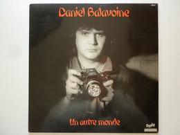 Daniel Balavoine 33Tours Vinyle Un Autre Monde - Non Classificati